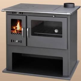 Imagén: Готварска печка  Вики лукс - 10,5 kW