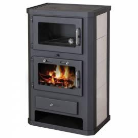 Готварска печка  - тип камина, с фурна - Comfort KF