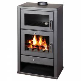 Готварска печка  - тип камина, с фурна -Триумф F