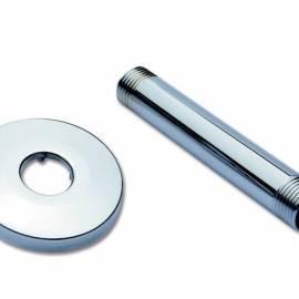 Връзка за таванен монтаж на душ пита 158 мм