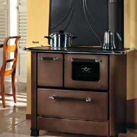 Imagén: Готварска  печка Romantica Rustic - 6 kW