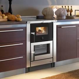 Imagén: Готварска чугунена печка Vicenza, за вграждане - 7.4 kW