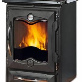 Готварска чугунена печка - Cucinotta, черна
