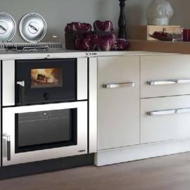 Imagén: Готварска чугунена печка Vеrona, за вграждане - 8 kW
