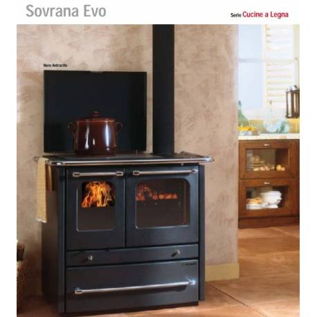 Готварска печка - Sovrana Evo