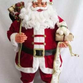 Дядо Коледа - 80 см