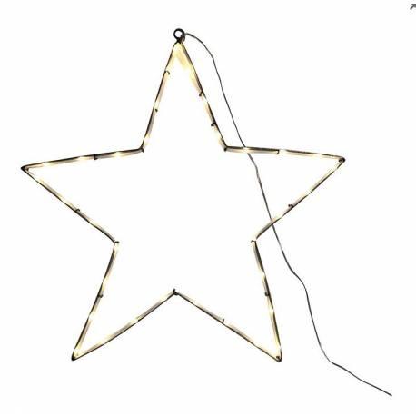 Коледна Led звезда 45 см - за градина