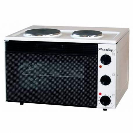 Печка Раховец 12 - с 2 чугунени плочи