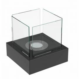 Imagén: Биокамина Танго 3 - черна, 30x30x30,3 cm