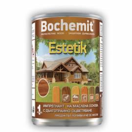 Импрегнатор за дърво - Бохемит Естетик, 1 кг - бор