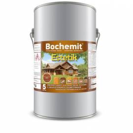 Импрегнатор за дърво - Бохемит Естетик, 5 кг - махагон