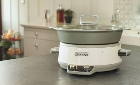Уред за бавно готвене -Crock-Pot® 6 l - Duraceramic Saute
