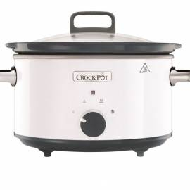 Imagén: Crock-Pot® 3.5 L Brushed Chrome Slow Cooker