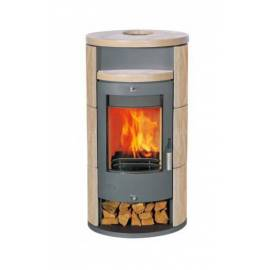 Печка на дърва Аликанте - 8 kW