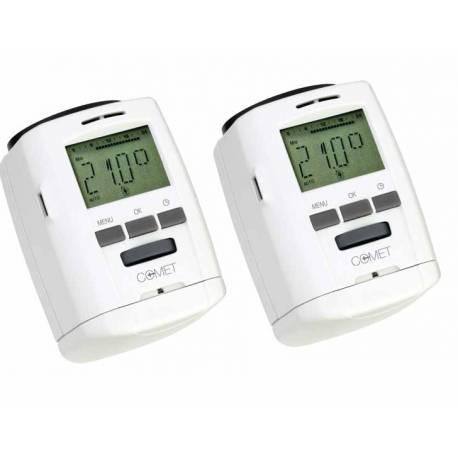 Енергоспестяваща електронна термоглава 2 бр.