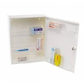 Аптечка със заключване PVC