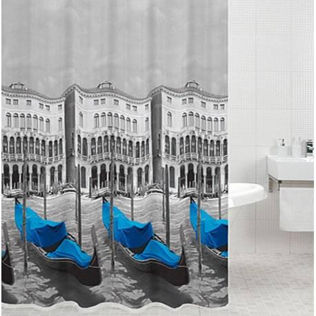 Текстилна завеса за баня 200 x 240 см