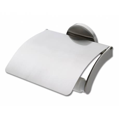 Държач за тоалетна хартия с капак 130x120 мм