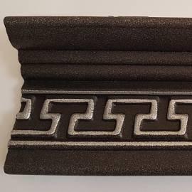 XPS перваз LD- M17 - черно сребро