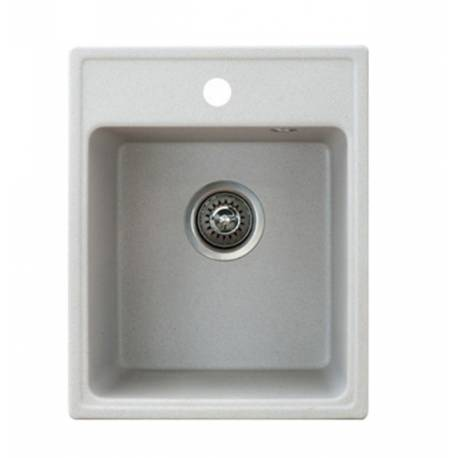 Кухненска мивка xQuadro 40, сива