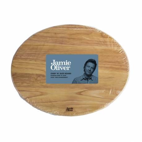 Овална дървена дъска за рязане и сервиране JAMIE OLIVER