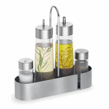 Комплект за олио, оцет и подправки