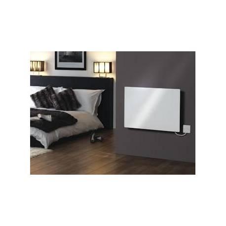 Инфрачервено отопление - бяло стъкло-600W
