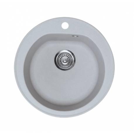 Кухненска мивка xVenera, сива