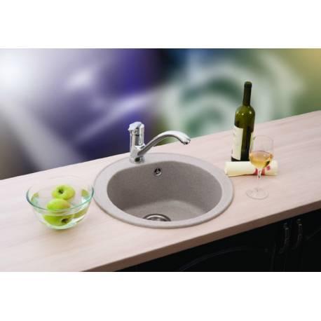 Кухненска мивка xVenera, бежова