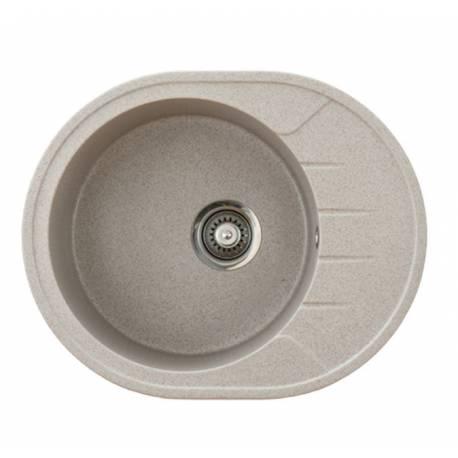 Кухненска мивка xVenera М, бежова