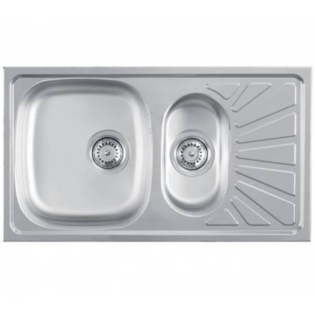 Кухненска мивка LUNA Flex 1.5D гланц