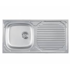 Кухненска мивка LUNA 1D лен