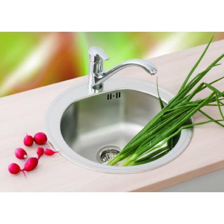 Кухненска мивка Venera 480C мат