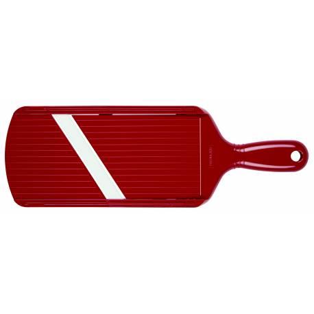 Ренде с регулиране червено - 8 см. - Kyocera