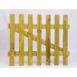Врата за декоративна ограда - 80 x 90см