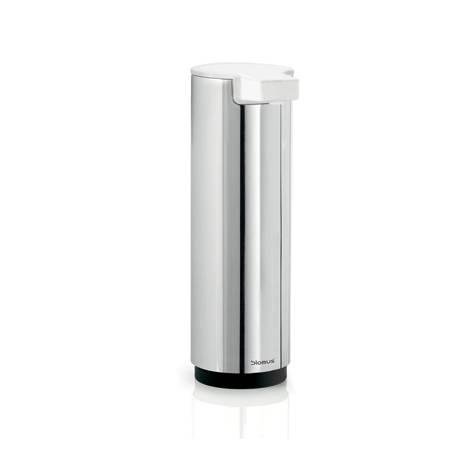 Диспенсър за течен сапун - 180мл/Полиран