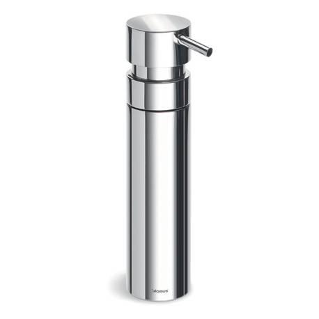 Диспенсър за течен сапун - 100мл полиран