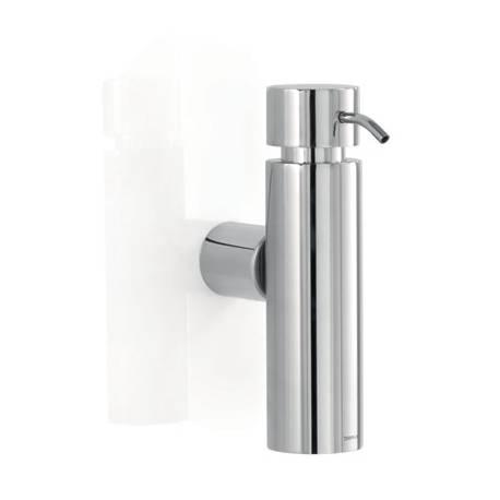 Диспенсър за течен сапун 180мл - полиран