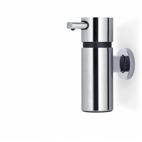Диспенсър за сапун - полиран - 220мл - за стенен монтаж