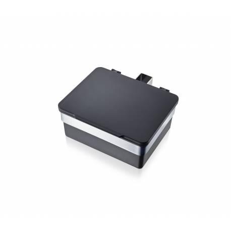 BLOMUS Кутия за салфетки / мокри кърпички - черен мат - за монтаж