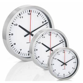 Стенен часовник - бял - L
