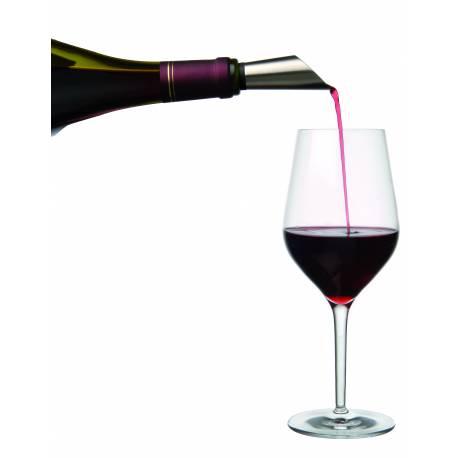 Аксесоар за наливане на вино с филтър