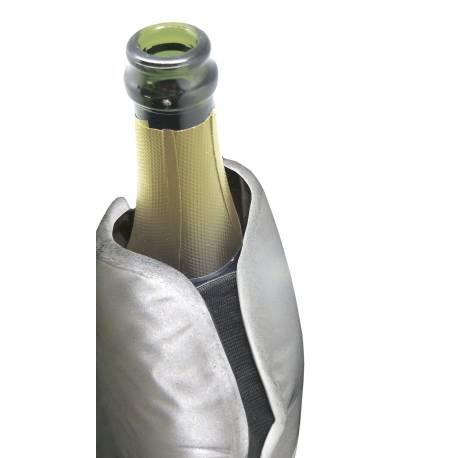 Охладител за бутилки - SILVER - Vin Bouquet