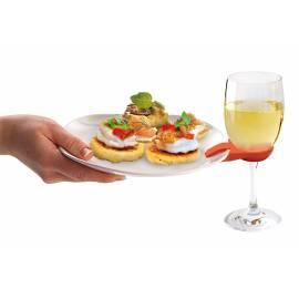 """Vin Bouquet Коктейлен клипс за чаши - """" VIN BUFFET """" - сет 6 бр."""