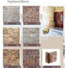 Highland Blend - Gold - декоративен облицовъчен камък