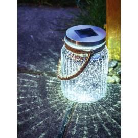 Соларeн фенер - буркан 16 x 11 см