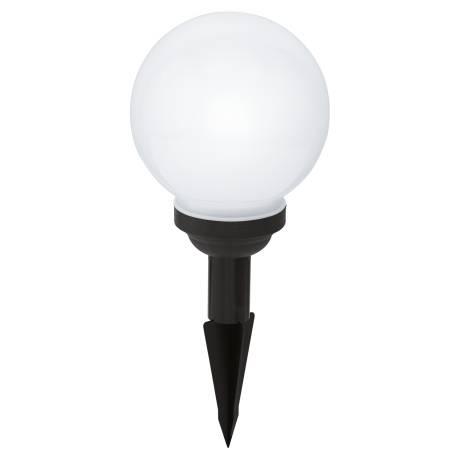 Соларна лампа - кръгла 15 см, 1x0.08W