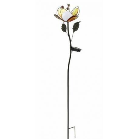 Соларно цвете - жълто цвете 73 см