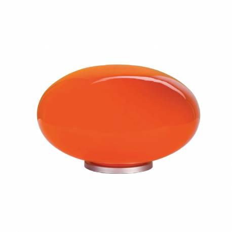 Настолна лампа - оранжева -1X60W