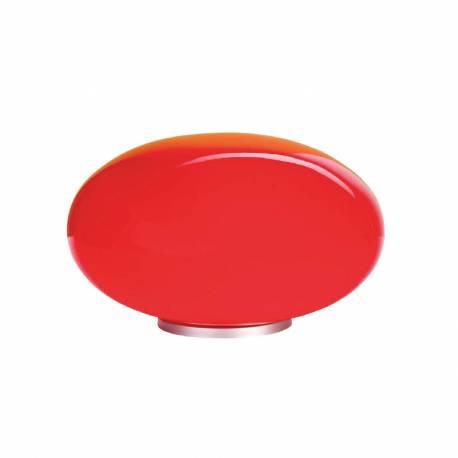 Настолна лампа - червена -1X60W